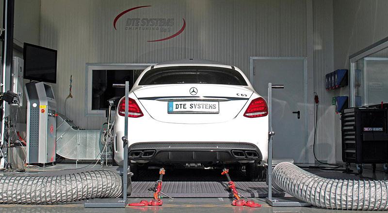 Mercedes-AMG C 63 od DTE-Systems: Céčko má 590 koní: - fotka 2