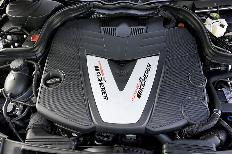 Kicherer Mercedes Benz C320 CDI 4Matic - sportovní ropák: - fotka 11