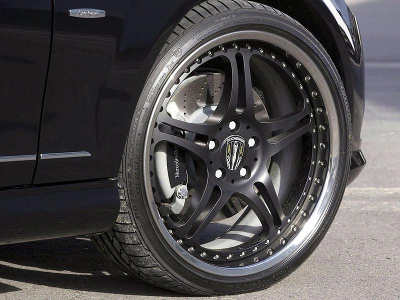 Kicherer Mercedes Benz C320 CDI 4Matic - sportovní ropák: - fotka 12