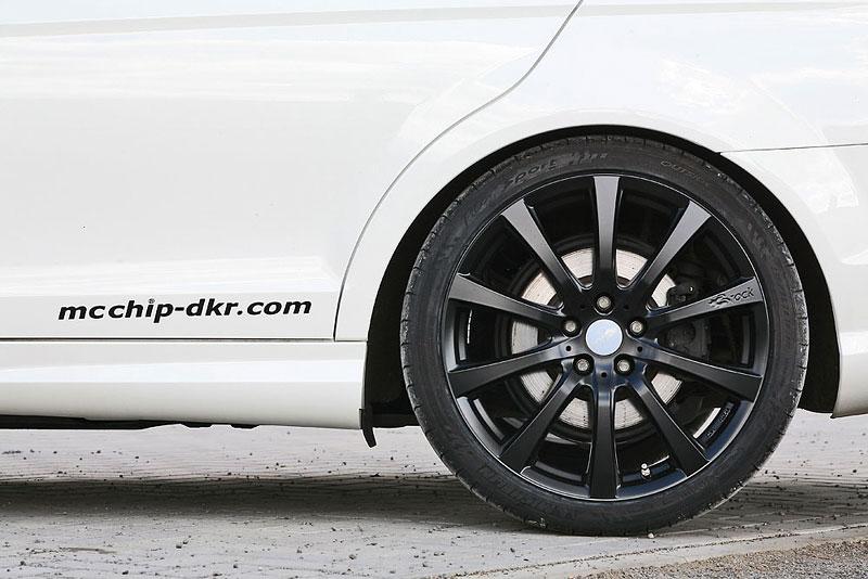 Mercedes-Benz C200 CDI: velmi mírný zásah od MCCHIP: - fotka 6