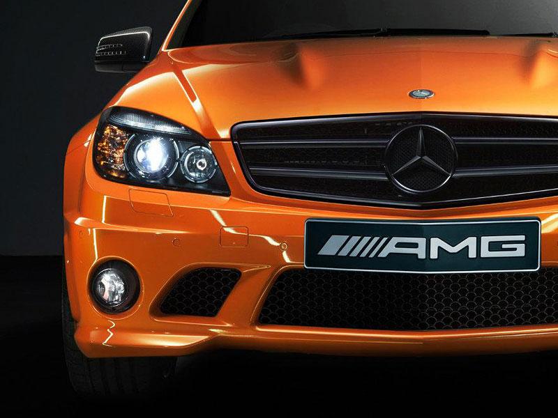 Sydney 2010: Mercedes-Benz C63 AMG Concept 358: - fotka 7
