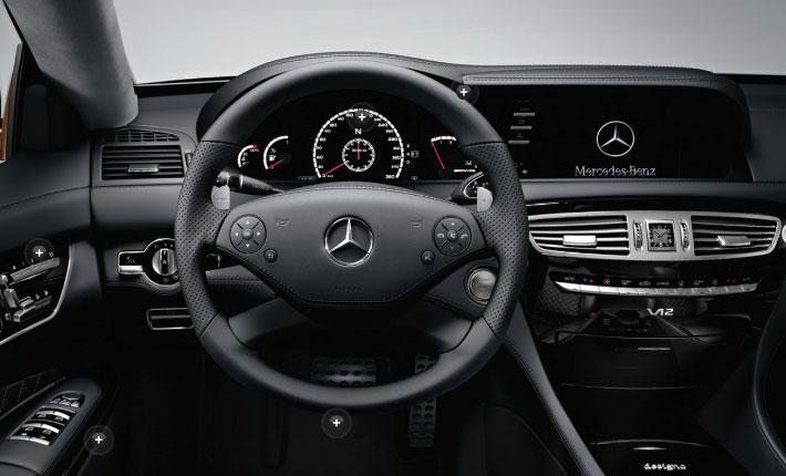 Mercedes-Benz CL 63 AMG a CL 65 AMG: omlazení neoficiálně: - fotka 1