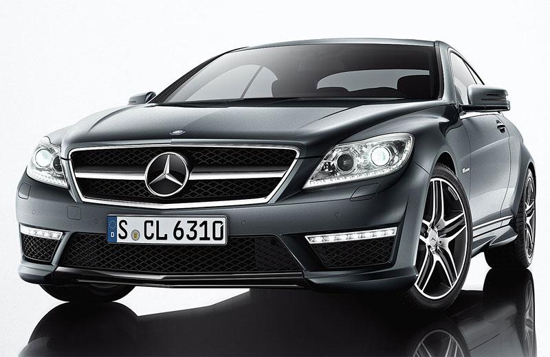 Mercedes-Benz CL 63 AMG a CL 65 AMG: omlazení neoficiálně: - fotka 3