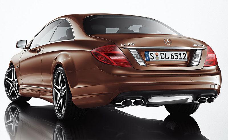 Mercedes-Benz CL 63 AMG a CL 65 AMG: omlazení neoficiálně: - fotka 4