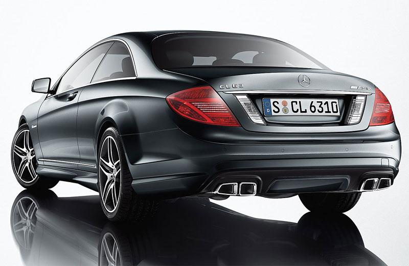 Mercedes-Benz CL 63 AMG a CL 65 AMG: omlazení neoficiálně: - fotka 5