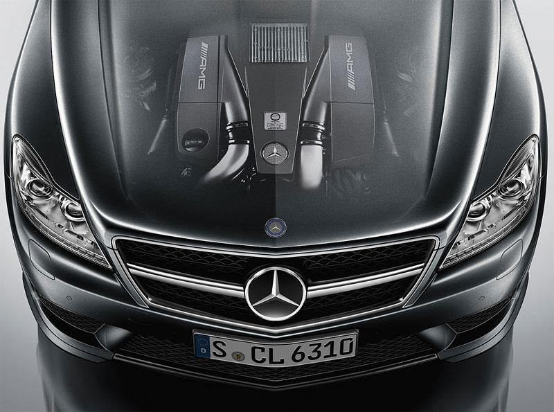 Mercedes-Benz CL 63 AMG a CL 65 AMG: omlazení neoficiálně: - fotka 6