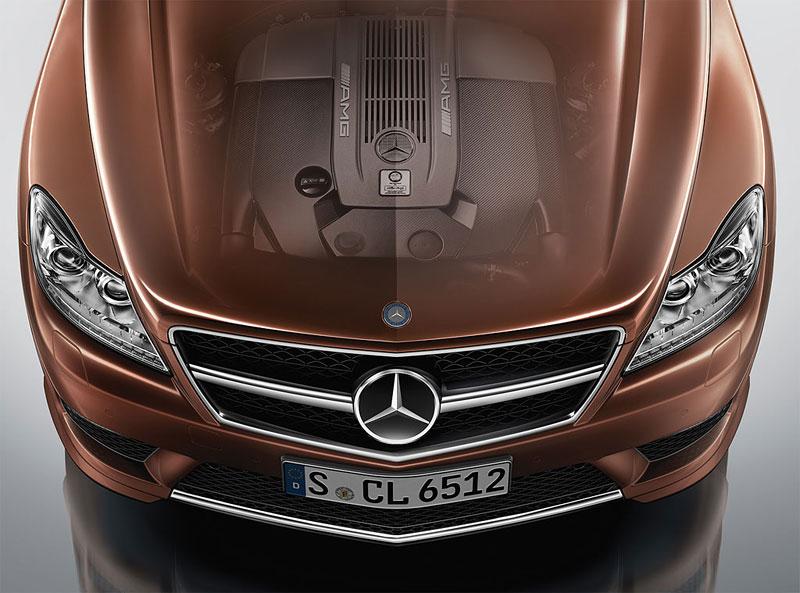 Mercedes-Benz CL 63 AMG a CL 65 AMG: omlazení neoficiálně: - fotka 7