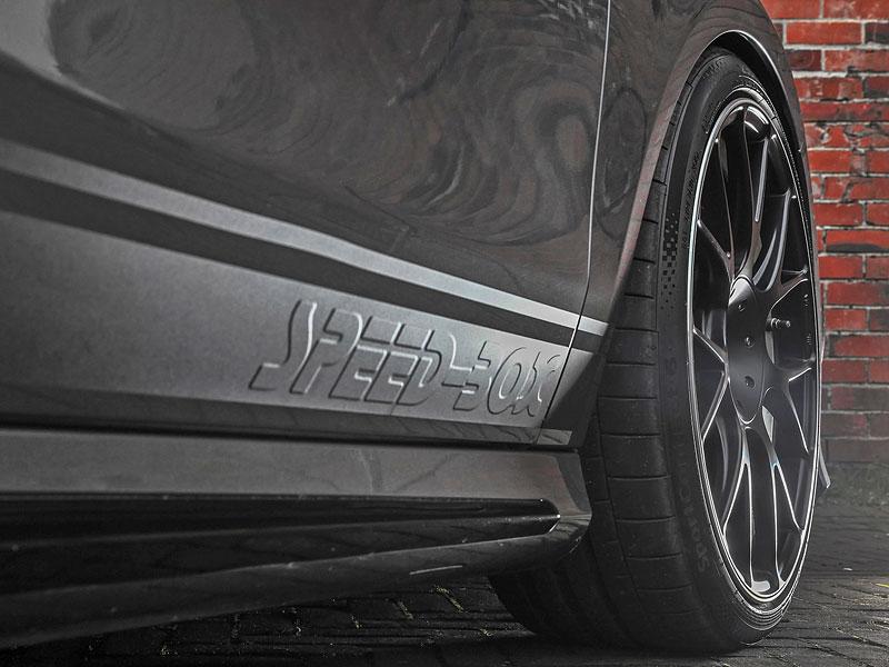 Mercedes-AMG CLA 45 4Matic po lehkém přiostření: - fotka 14