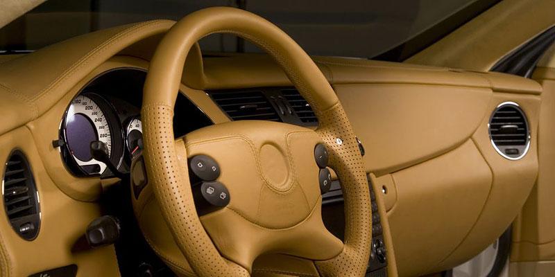 Mercedes-Benz CLS 55 AMG: třpytivá úprava od WaM: - fotka 1