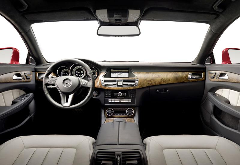 Mercedes-Benz CLS: (trošku) podrobnější informace a ceny: - fotka 22
