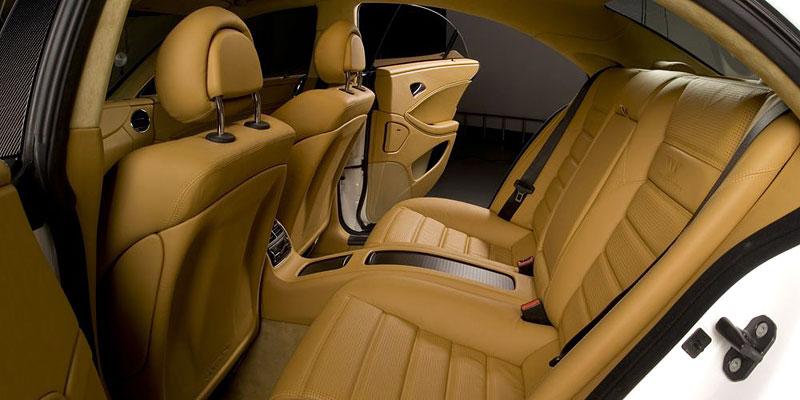 Mercedes-Benz CLS 55 AMG: třpytivá úprava od WaM: - fotka 2