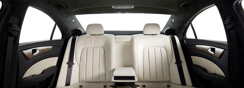 Mercedes-Benz CLS: Nové informace o motorech a fotogalerie: - fotka 3