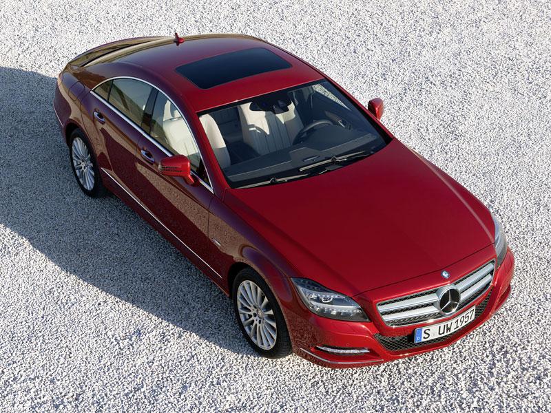 Mercedes-Benz CLS: (trošku) podrobnější informace a ceny: - fotka 27