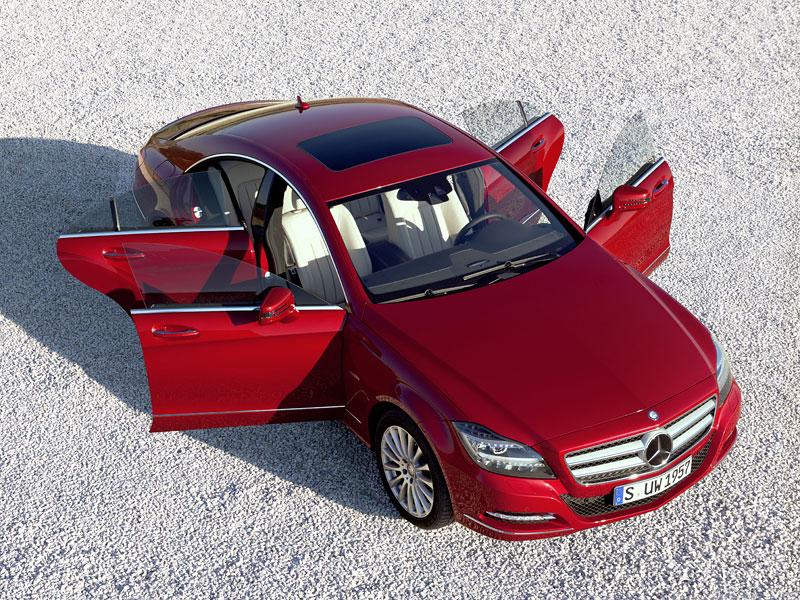 Mercedes-Benz CLS: (trošku) podrobnější informace a ceny: - fotka 29