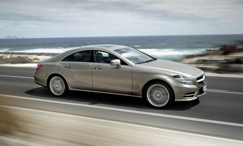 Mercedes-Benz CLS: (trošku) podrobnější informace a ceny: - fotka 32