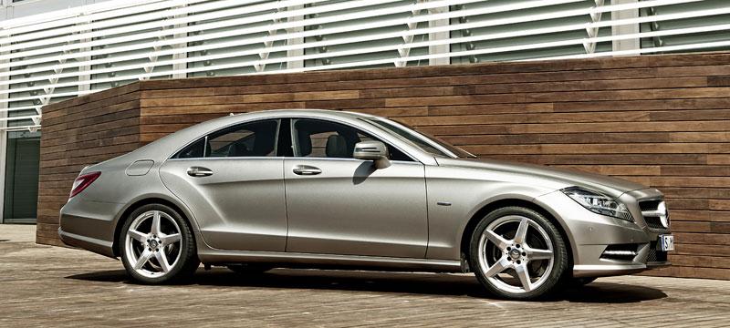 Mercedes-Benz CLS: Nové informace o motorech a fotogalerie: - fotka 13