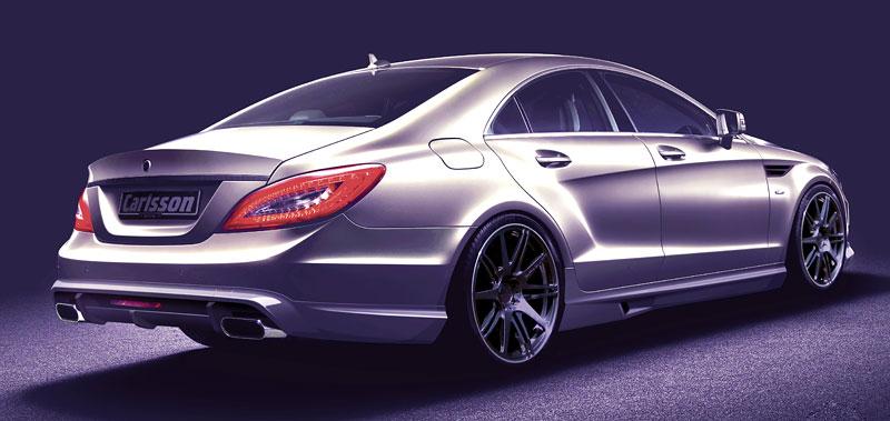 Carlsson: premiérová úprava Mercedesu-Benz CLS: - fotka 2