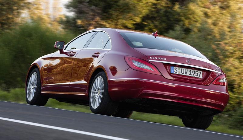 Mercedes-Benz CLS: (trošku) podrobnější informace a ceny: - fotka 35