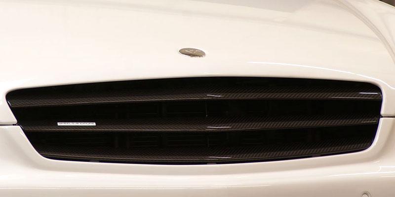 Mercedes-Benz CLS 55 AMG: třpytivá úprava od WaM: - fotka 9