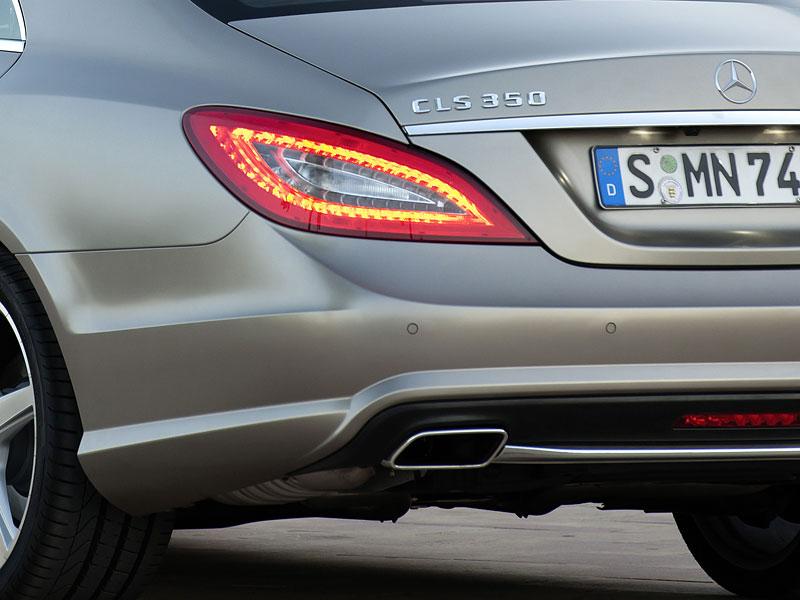 Mercedes-Benz CLS: (trošku) podrobnější informace a ceny: - fotka 37