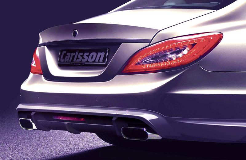 Carlsson: premiérová úprava Mercedesu-Benz CLS: - fotka 5