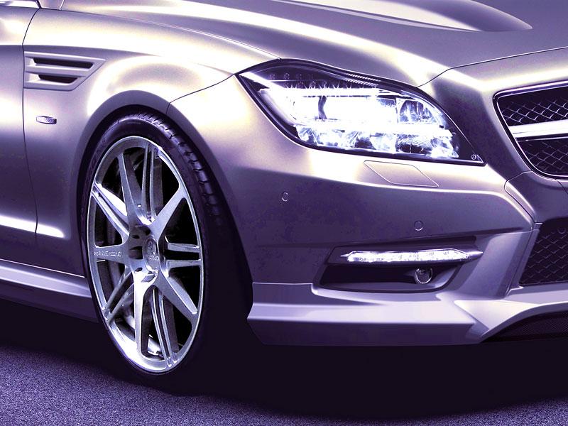 Carlsson: premiérová úprava Mercedesu-Benz CLS: - fotka 7