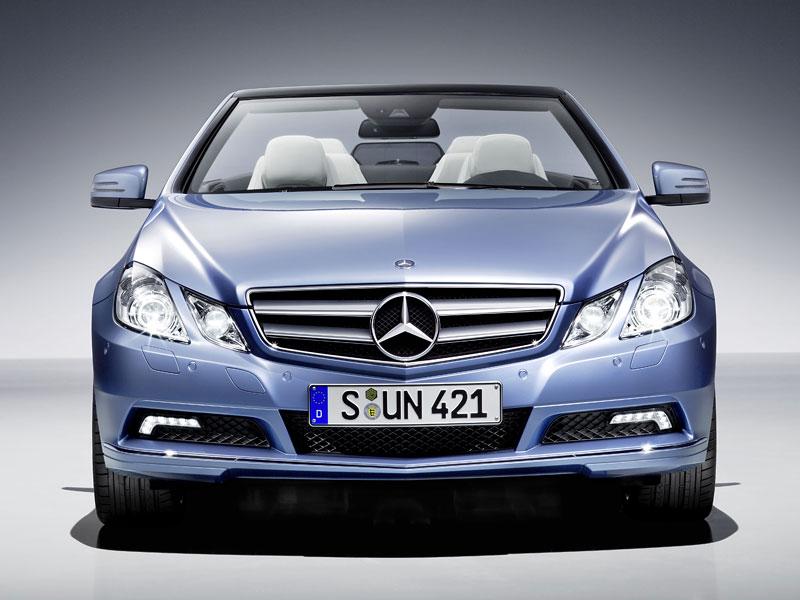Ženeva 2010 živě: Mercedes-Benz E Cabriolet: - fotka 28