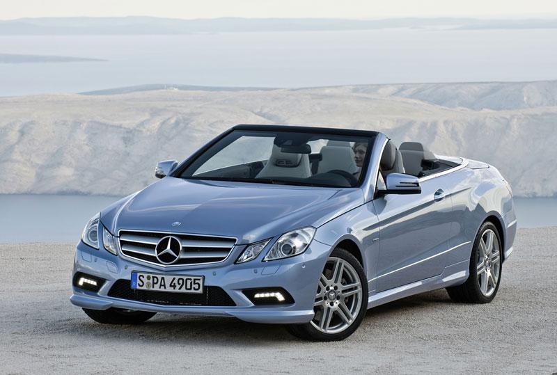 Ženeva 2010 živě: Mercedes-Benz E Cabriolet: - fotka 30