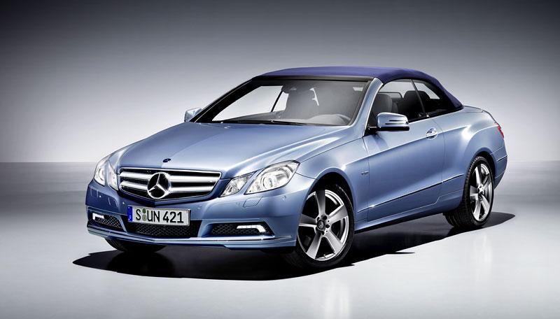 Ženeva 2010 živě: Mercedes-Benz E Cabriolet: - fotka 47