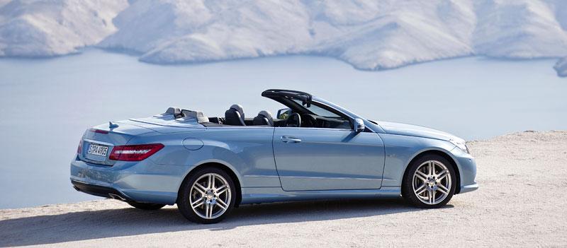 Ženeva 2010 živě: Mercedes-Benz E Cabriolet: - fotka 60
