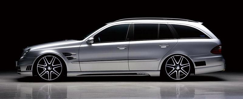 Mercedes-Benz třídy E Black Bison: W211 i W212 od Wald International: - fotka 2