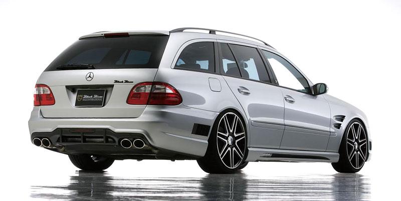Mercedes-Benz třídy E Black Bison: W211 i W212 od Wald International: - fotka 3
