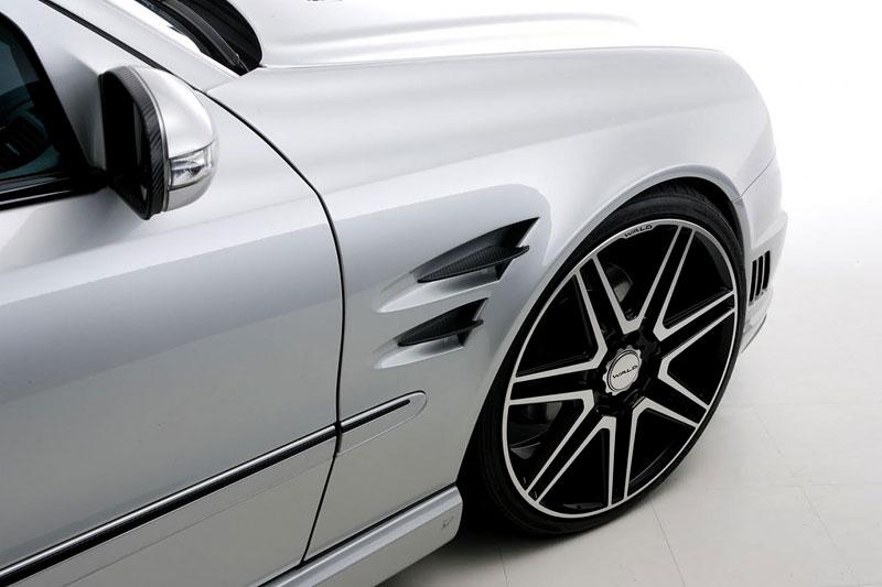 Mercedes-Benz třídy E Black Bison: W211 i W212 od Wald International: - fotka 4