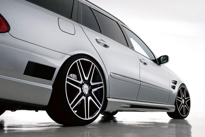 Mercedes-Benz třídy E Black Bison: W211 i W212 od Wald International: - fotka 5