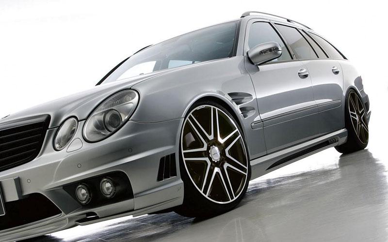 Mercedes-Benz třídy E Black Bison: W211 i W212 od Wald International: - fotka 7