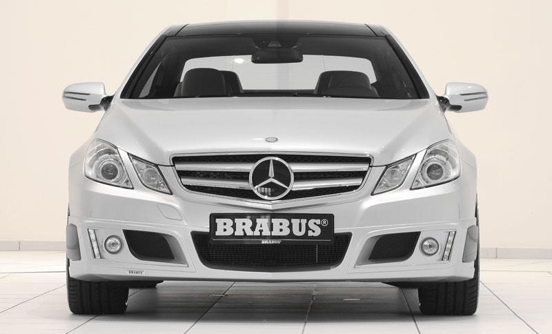 Mercedes-Benz E Coupe od Brabusu: hlavně nenápadně: - fotka 1