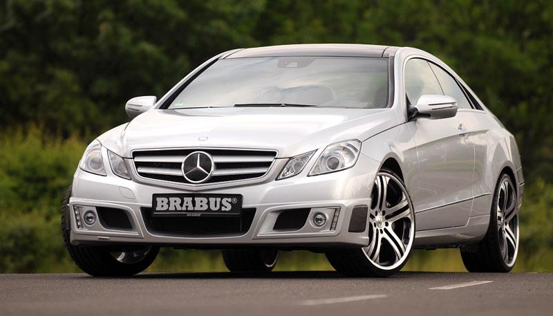 Mercedes-Benz E Coupe od Brabusu: hlavně nenápadně: - fotka 2