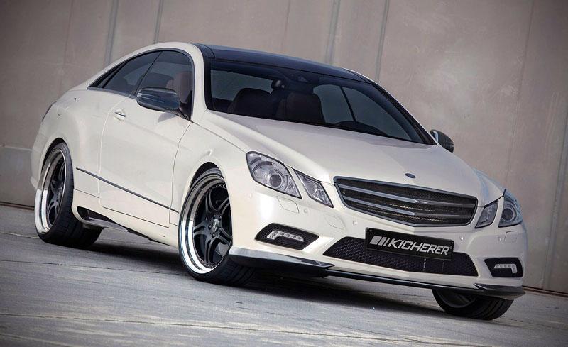 Kicherer E50 Coupé: Mercedes-Benz ve sportovním: - fotka 1