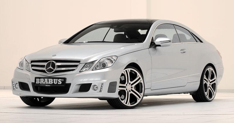 Mercedes-Benz E Coupe od Brabusu: hlavně nenápadně: - fotka 3
