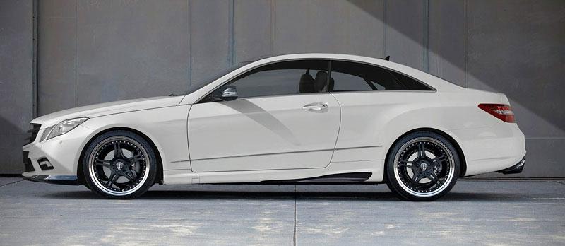 Kicherer E50 Coupé: Mercedes-Benz ve sportovním: - fotka 2