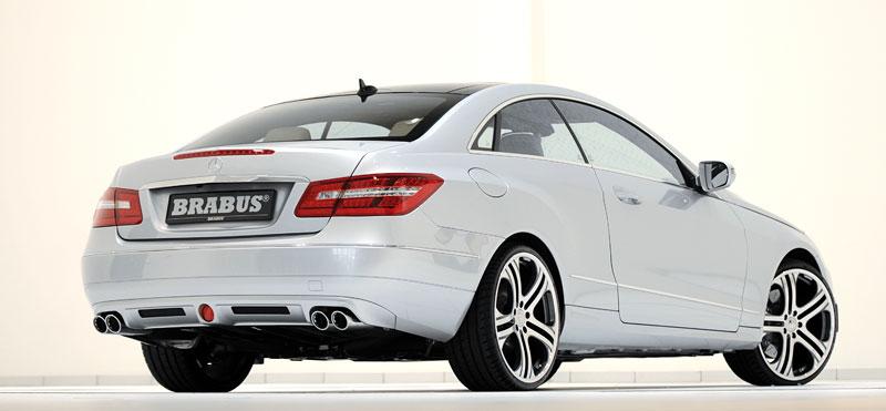 Mercedes-Benz E Coupe od Brabusu: hlavně nenápadně: - fotka 7