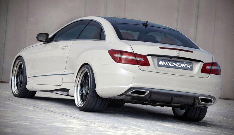 Kicherer E50 Coupé: Mercedes-Benz ve sportovním: - fotka 3