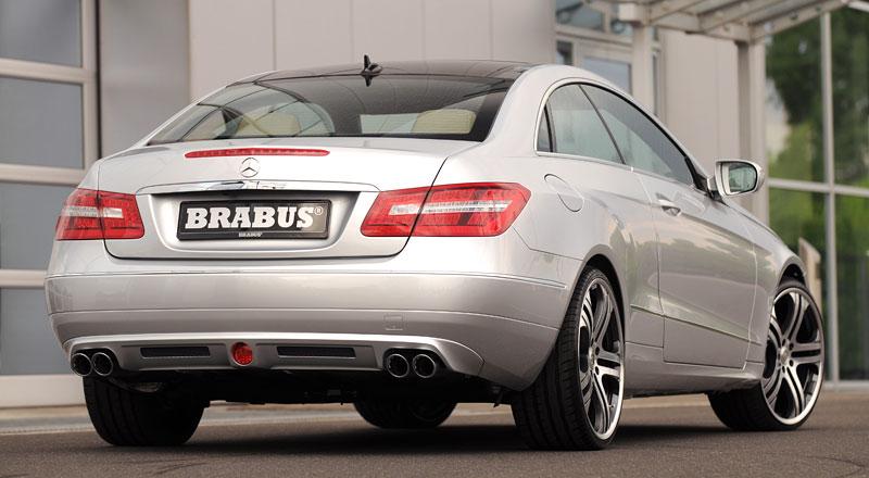 Mercedes-Benz E Coupe od Brabusu: hlavně nenápadně: - fotka 9