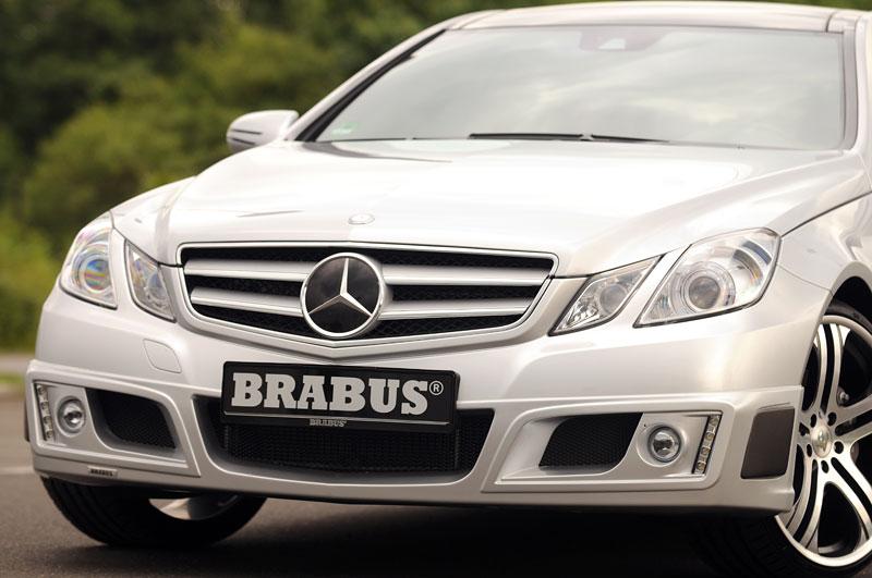 Mercedes-Benz E Coupe od Brabusu: hlavně nenápadně: - fotka 11