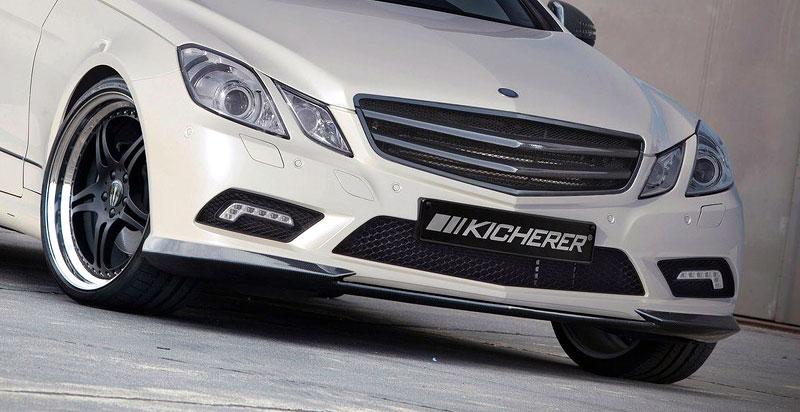Kicherer E50 Coupé: Mercedes-Benz ve sportovním: - fotka 4