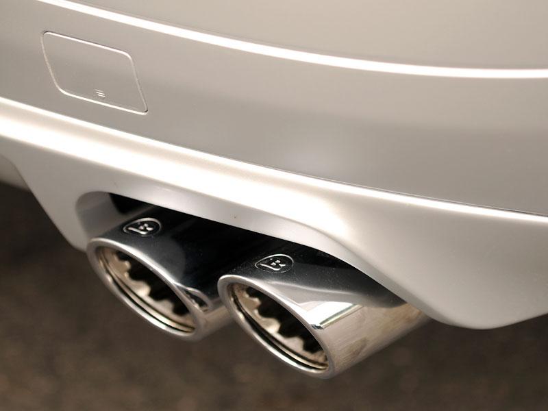 Mercedes-Benz E Coupe od Brabusu: hlavně nenápadně: - fotka 14
