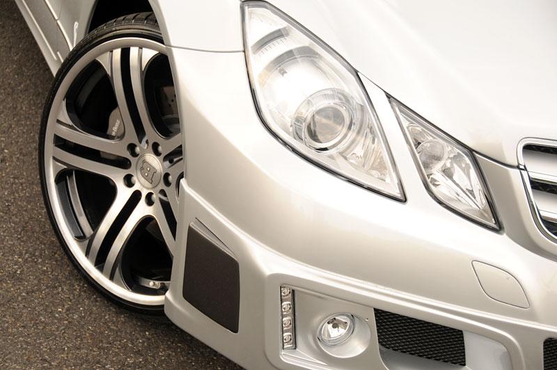 Mercedes-Benz E Coupe od Brabusu: hlavně nenápadně: - fotka 15