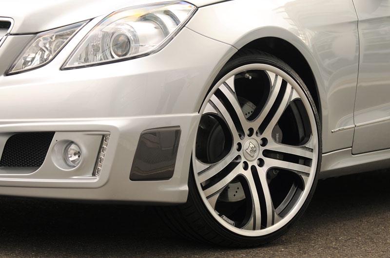 Mercedes-Benz E Coupe od Brabusu: hlavně nenápadně: - fotka 16