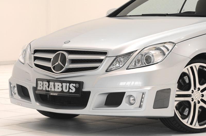 Mercedes-Benz E Coupe od Brabusu: hlavně nenápadně: - fotka 17