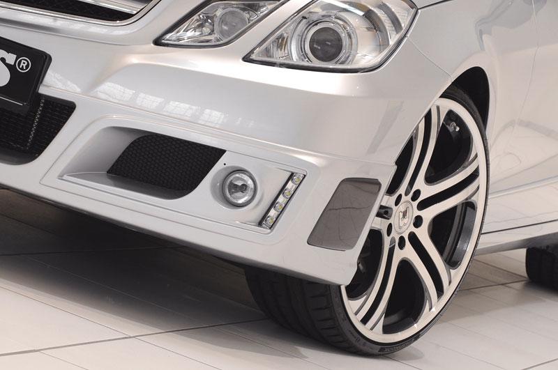 Mercedes-Benz E Coupe od Brabusu: hlavně nenápadně: - fotka 19